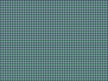 Purple Green Honeycomb Pattern Weave Background. Intersecting Striped Horizontal And Vertical Strips In Colorful Green And Mauve Are Overlaid With An Abstract Beehive Pattern To Create A Woven Basketw