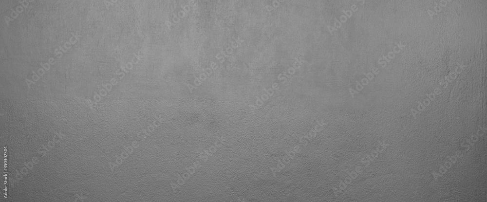 Fototapeta horizontal of dark cement or concrete texture for background.