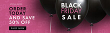 Black Friday Sale Banner, Post...