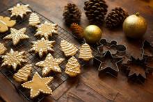Galletas Jengibre Navidad Fies...