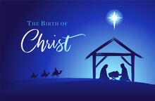 Birth Of Christ, Holy Family A...