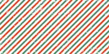 Line Christmas Color Backgroun...