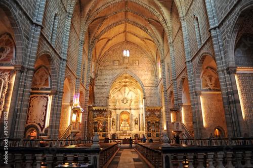 Fotografía Interior of San Francisco church