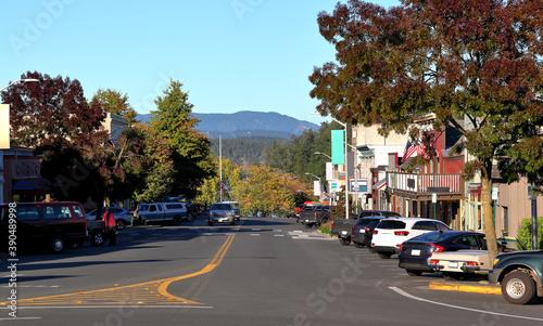 Photo Small Town America: Friday Harbor - Washington