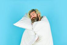 Tips Sleeping Better. Bearded ...