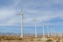 Palm Springs Windmills For Wind Power.