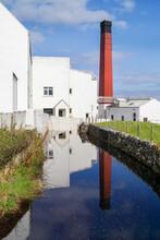 A Whisky Distillery On The Isle Of Islay Near Port Ellen
