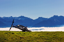 Bike - Allgäu - Panorama - Traumtag - Alpen - Berge