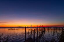 Beautiful Sunset Rom La Albufe...