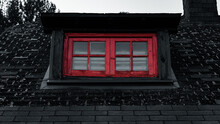 Closeup Shot Of Windows On The...