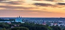 Panoramic View Of Smolensk Cit...