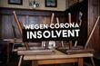Corona Pleitewelle Gastronomie Restaurant geschlossen Insolvent Deutsch