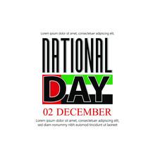2 December. UAE Independence D...