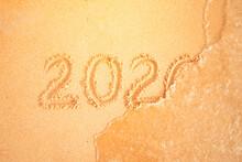 2020 Written In Sand, On Tropi...