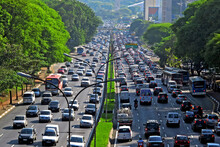 Congestionamento De Transito, ...