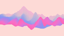 Abstract Wavy Background With ...