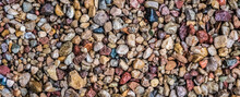 Abstract Nature Pebbles Backgr...