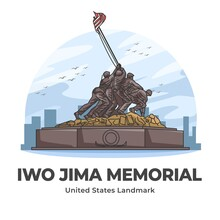 Iwo Jima Memorial United State...