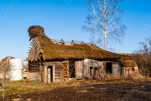 Cuadros en Lienzo Krajobraz Doliny Narwi, Podlasie, Polska