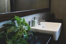 Washing Room Interior Design W...