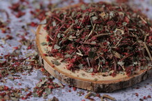 Dried Ground Strawberries With...
