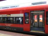 Fototapeta Fototapeta Londyn - Na dworcu kolejowym w Bydgoszczy
