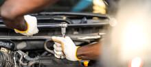 Hands Expertise Car Mechanic I...