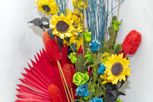 Craft Flowers Bouquet