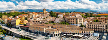 Panorama Of The Old Town Of Se...