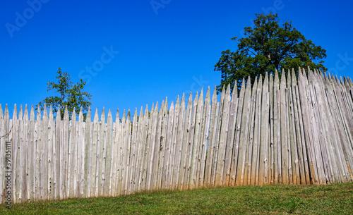 Fort Loudoun State Historic Site Wallpaper Mural