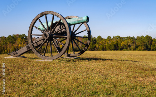 Tela Chickamauga and Chattanooga National Military Park