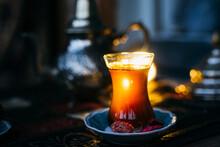 Turkish Tea Still Life