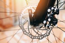 Bicycle Brake - Front Disc Bra...