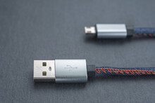 Micro USB Cable With Cable Aga...