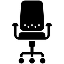 A Solid Ison Design Of An Office Chair