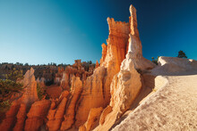 Sunset Over Bryce Canyon, Utah