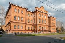 Yenisei Men's Gymnasium (1886)...