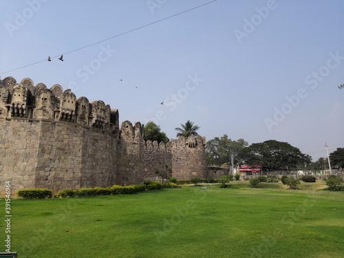 Photo Golconda Fort in Hyderabad