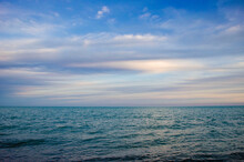 Blue Sky And Sea,  Tropical, L...