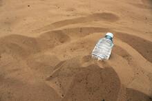 Plastic Water Bottle Alone In ...