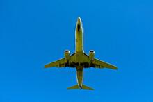 Planes At Reagan National Airport