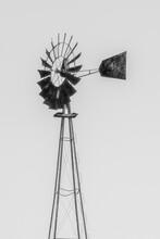 Farm Life Silos And Windmills