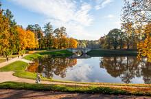 Karpin Pond And Karpin Bridge ...