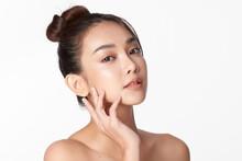 Beautiful Young Asian Woman Wi...