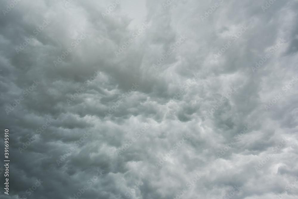 Fototapeta Storm cloud background