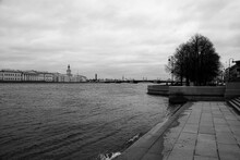 Embankment Of The River Neva O...
