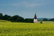 Typical Lower Bavarian Church ...