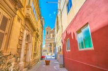 The Old Mosta Town, Malta