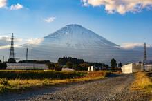 Mount Fuji - Fujiyama, The Hig...