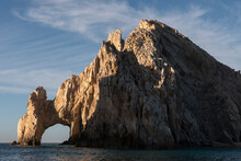 Arch Of Cabo, A Natural Rock F...
